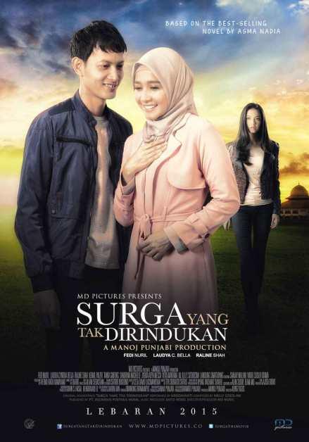 Surga Yang Tak Dirindukan Movie Poster